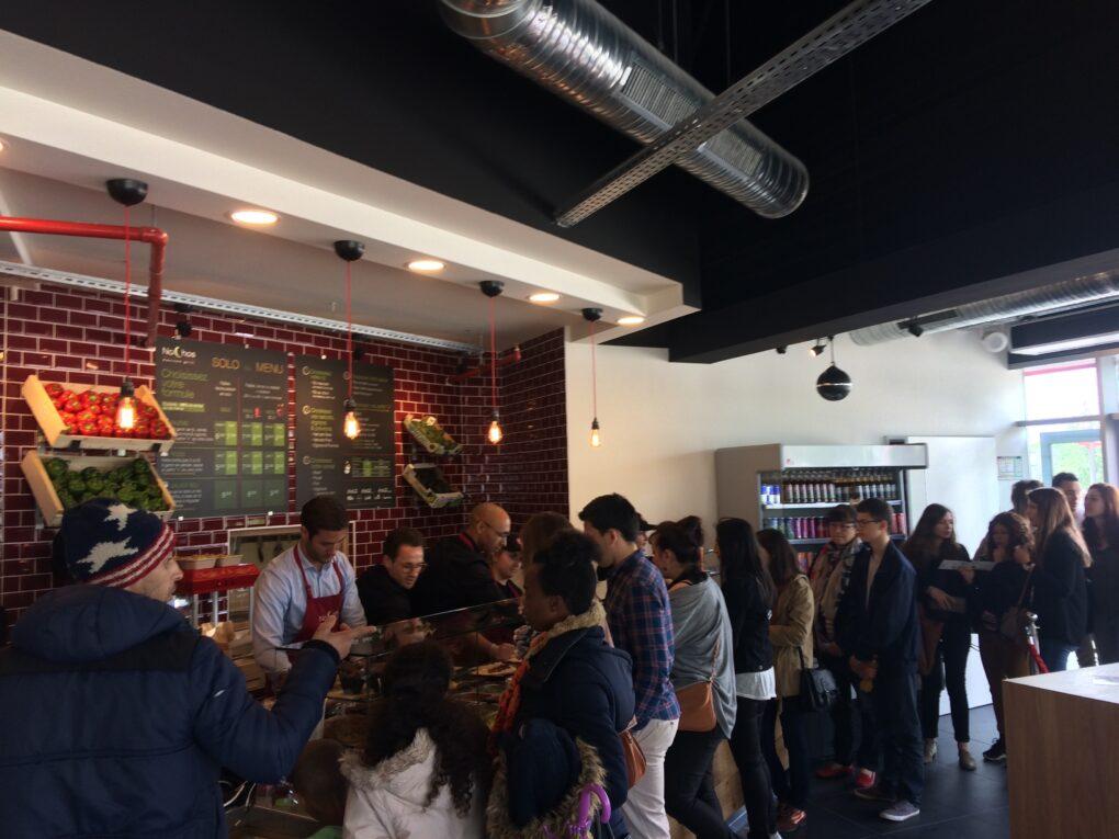 nachos le restaurant de Besançon ouvre