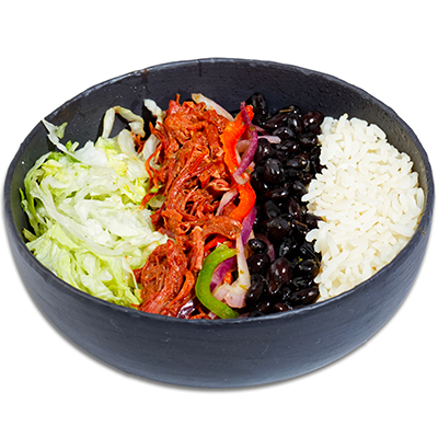 Formule Nachos Salade
