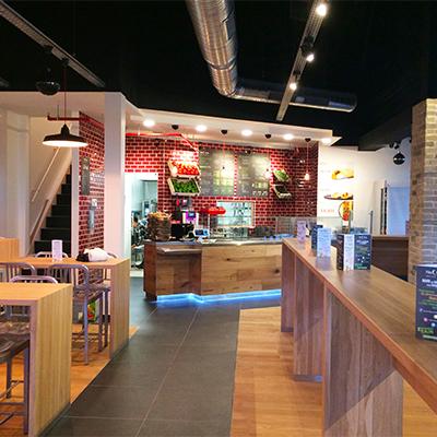 Restaurant Nachos Mexican Grill Besançon
