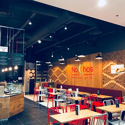 Restaurant Nachos Mexican Grill Rennes