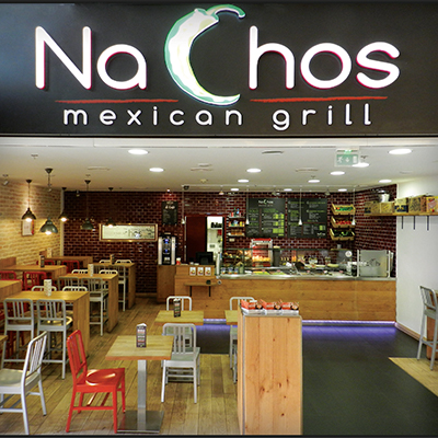 Restaurant Nachos Mexican Grill Rouen Docks 76