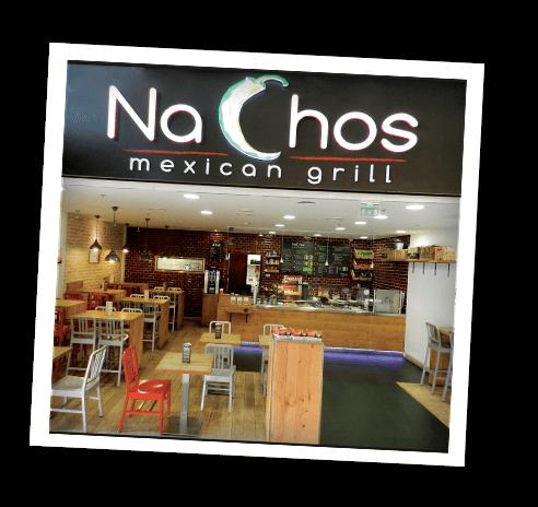 Nachos restaurant Docks 76