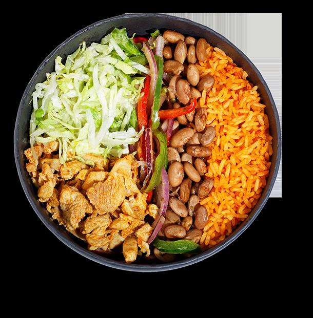 Nachos Salade