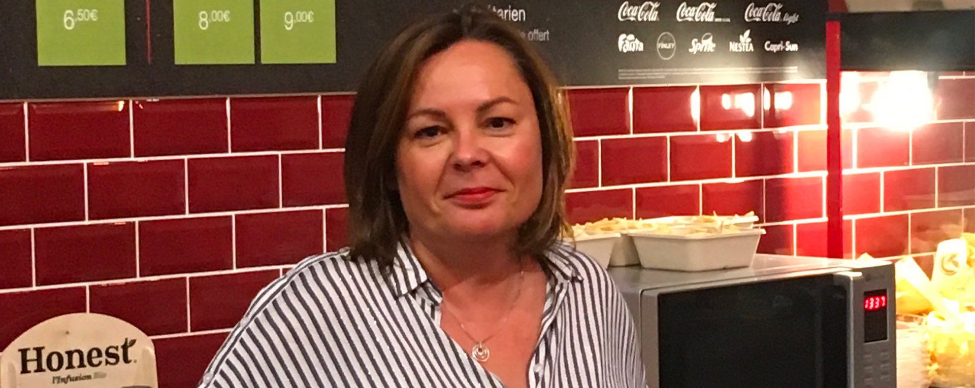 Karin Franchisée Nachos Rennes